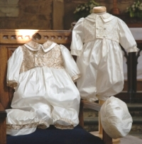 Exclusive Christening Rompers
